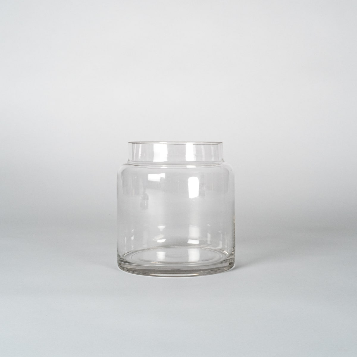 Bloom - Clear Glass Chimney Vase