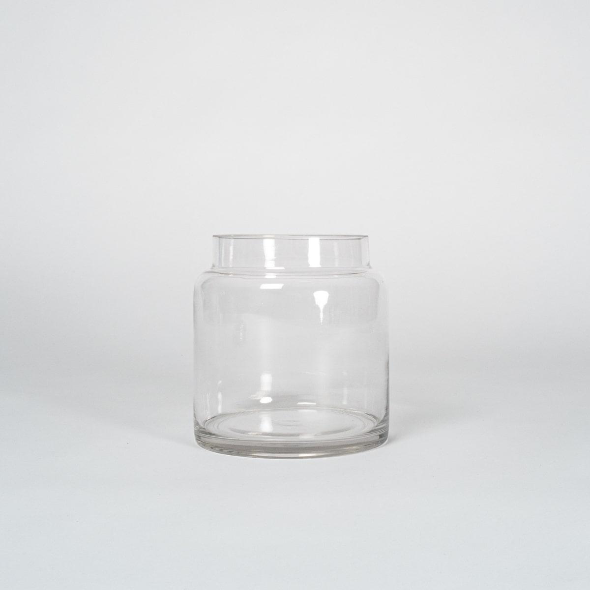 Bloom Flower Delivery | Clear Glass Chimney Vase
