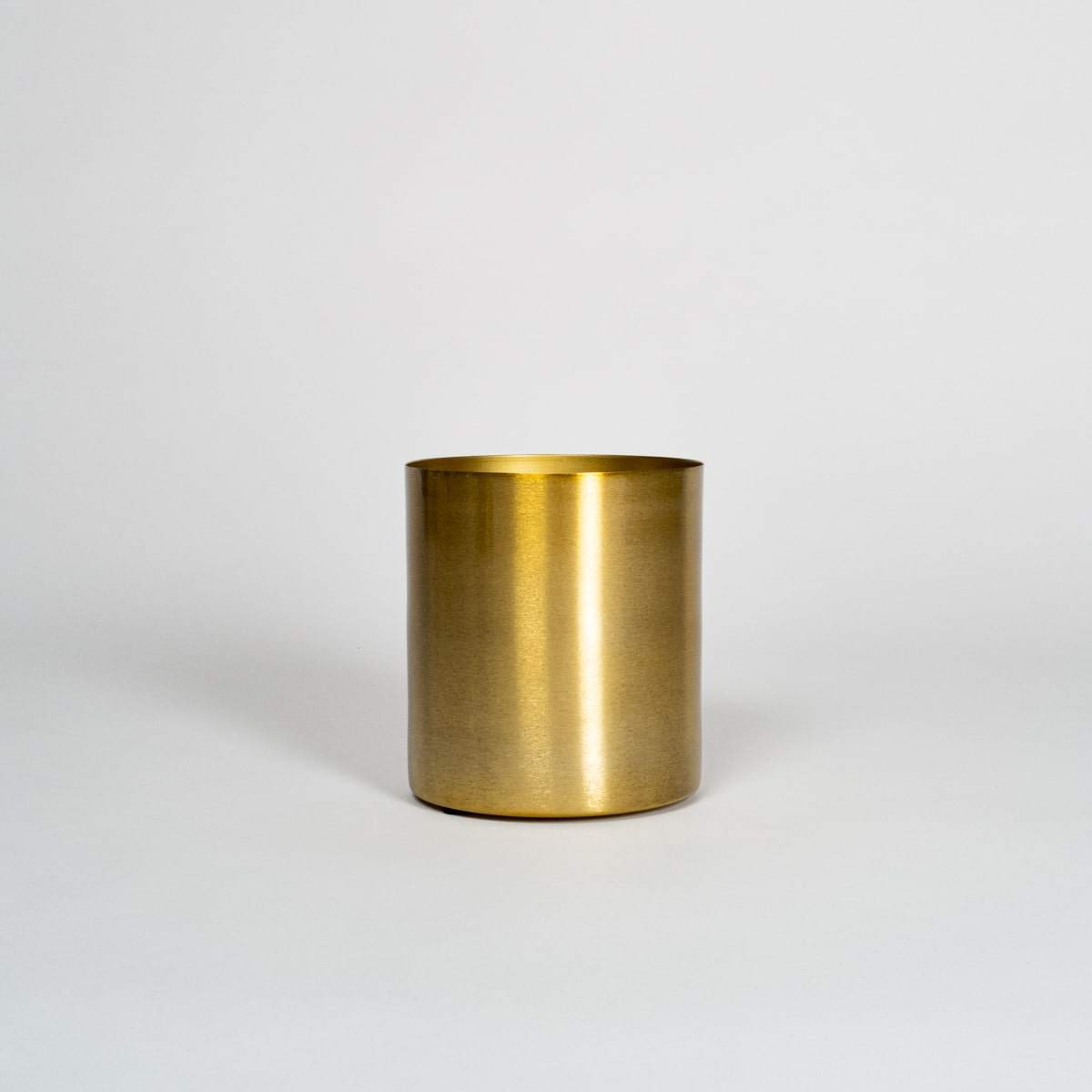 Bloom Flower Delivery | Brass Plant Pot & Vase