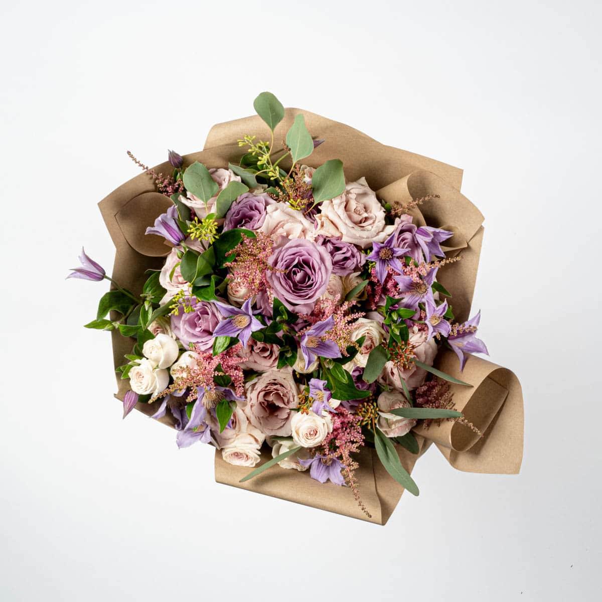 Bloom Flower Delivery | Vintage Dreams Bouquet