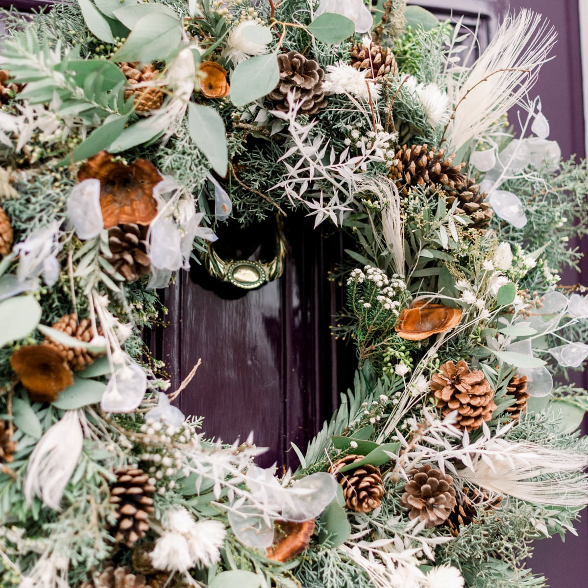 Bloom Flower Delivery | Hygge Luxury Wreath