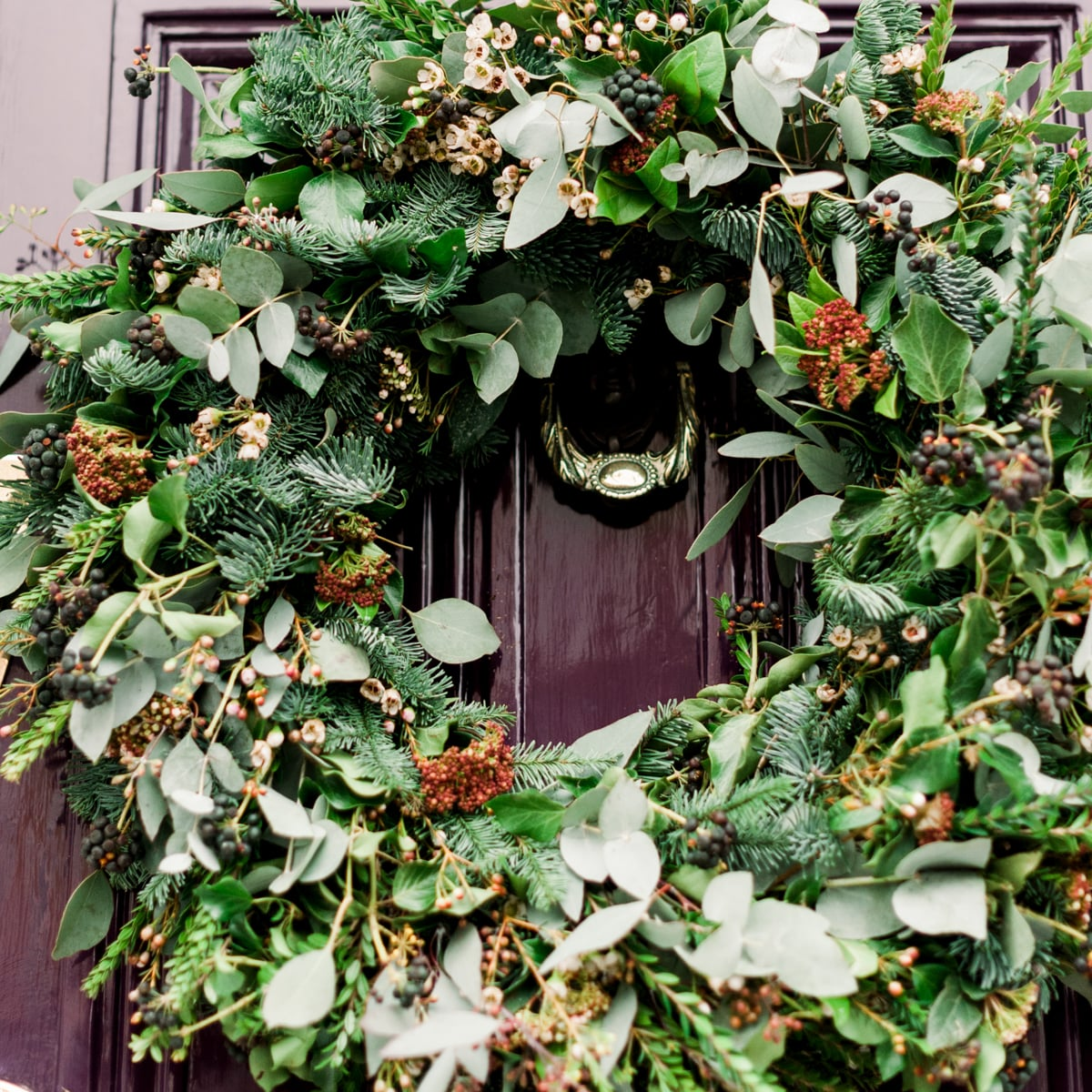 Bloom Flower Delivery | Woodland Wreath