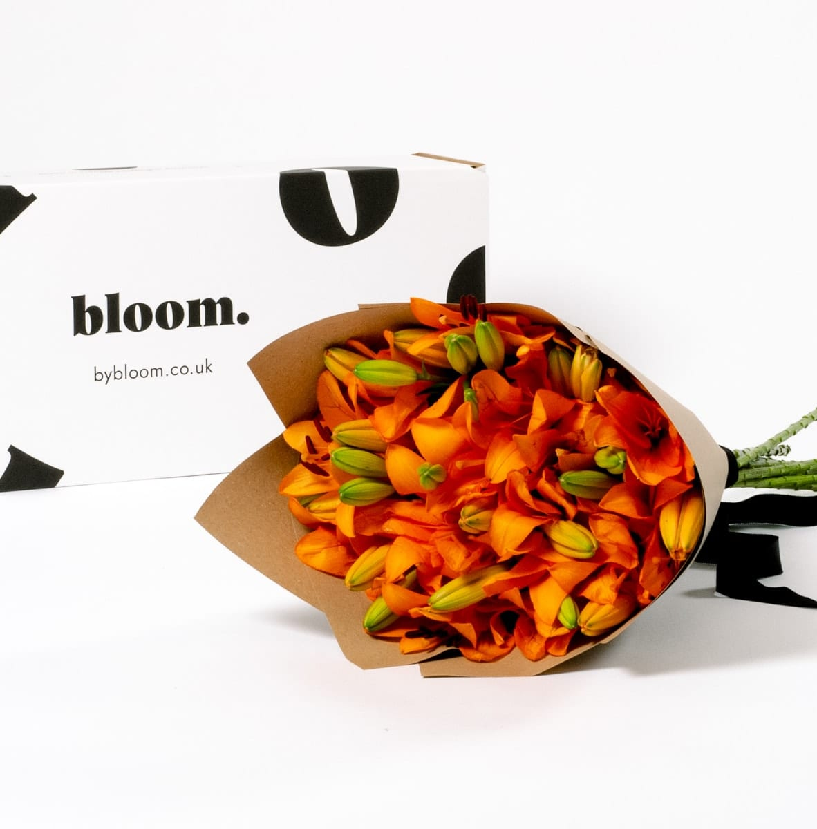 Bloom Flower Delivery | Marmalade Orange Lily