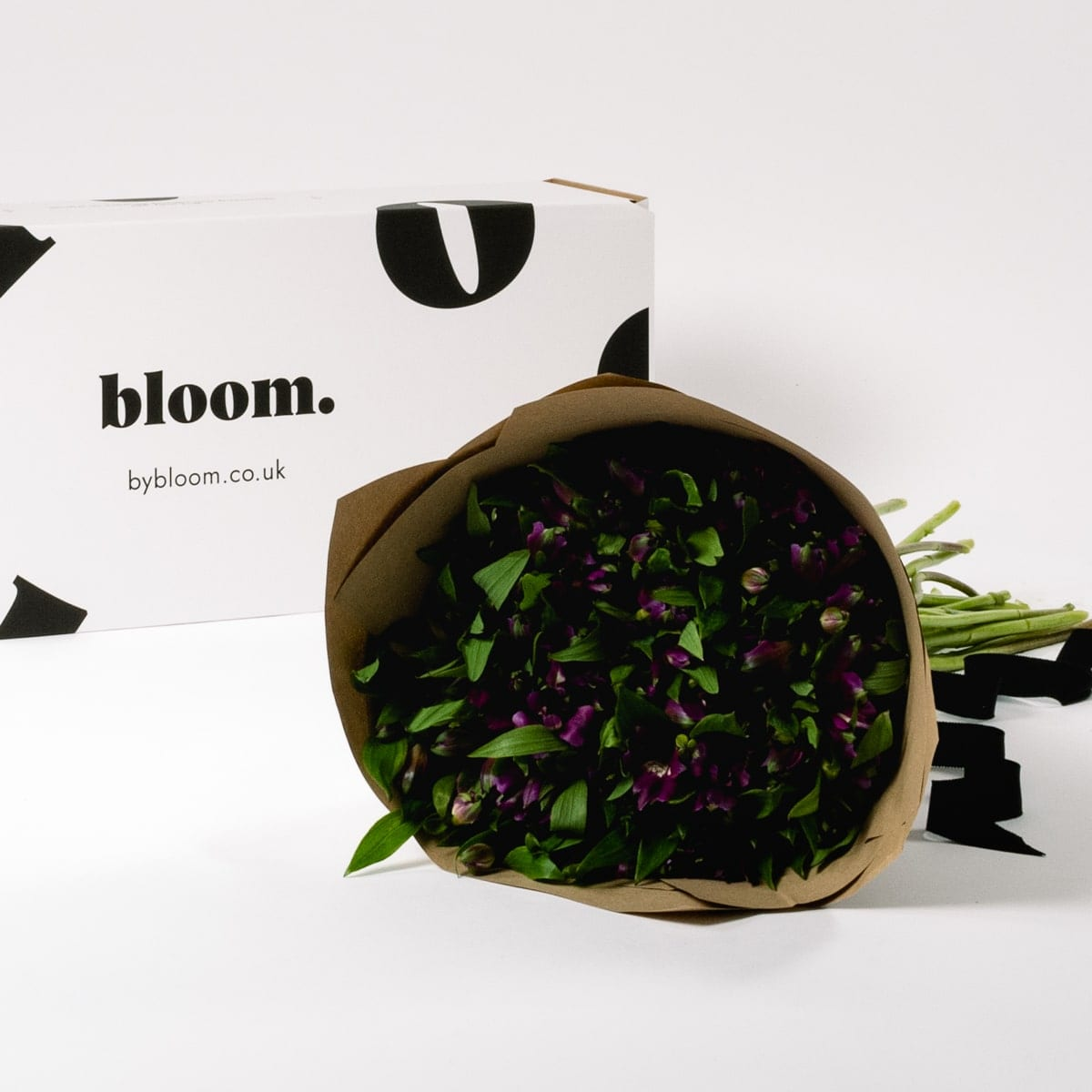 Bloom Flower Delivery | Royal Purple Alstroemeria