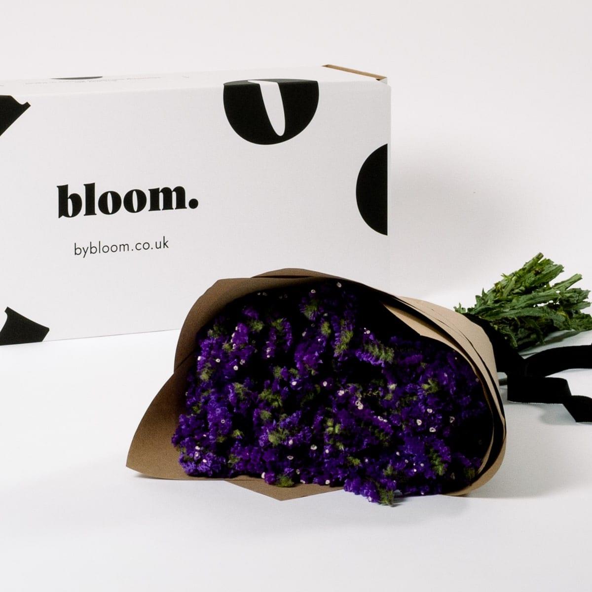 Bloom Flower Delivery | Amethyst Purple Limonium