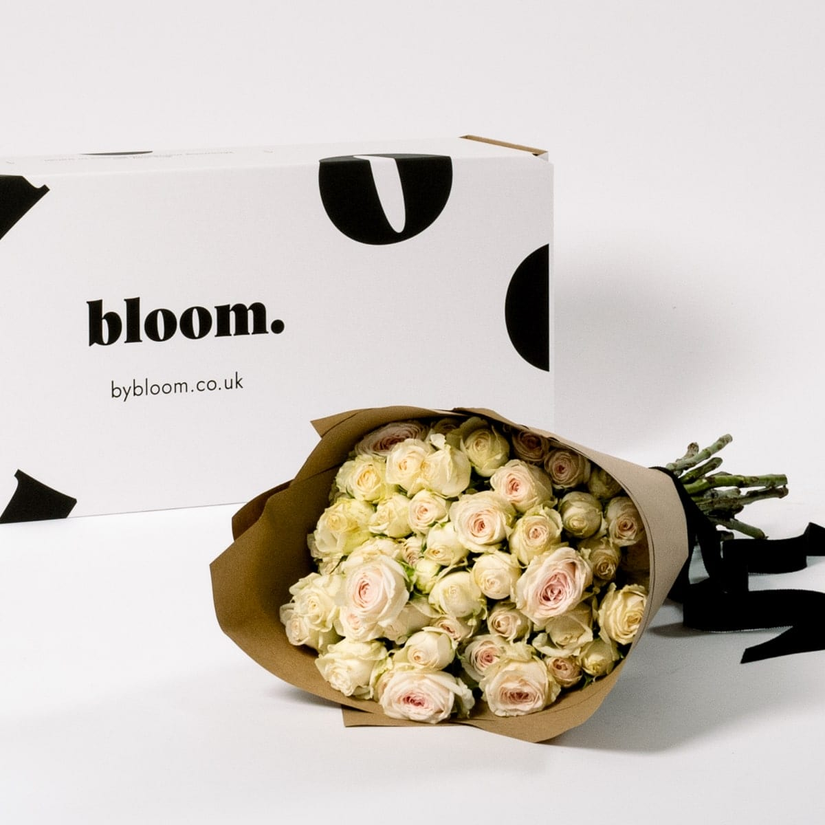 Bloom Flower Delivery | French Vanilla Spray Roses