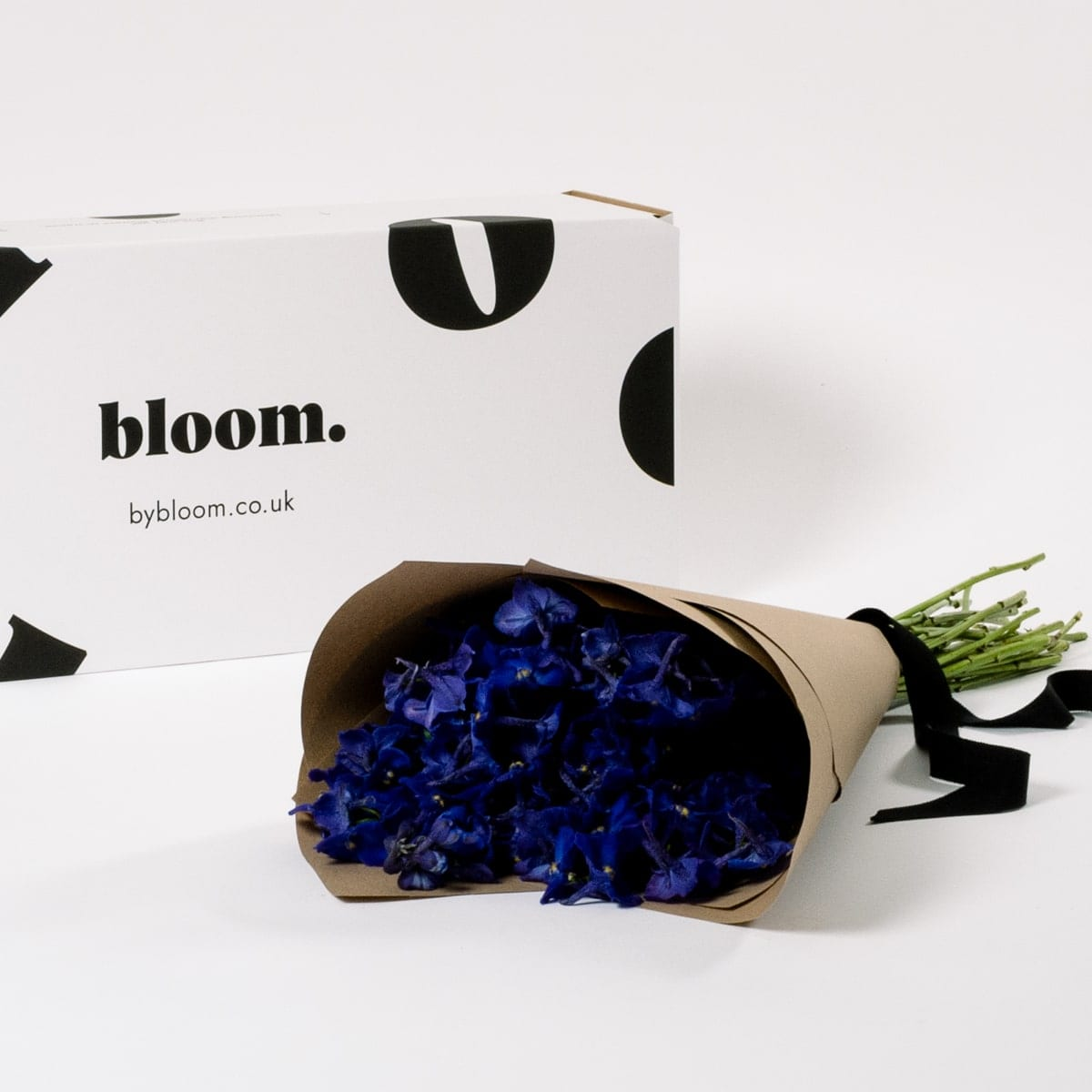 Bloom Flower Delivery | Ultra Marine Blue Delphinium