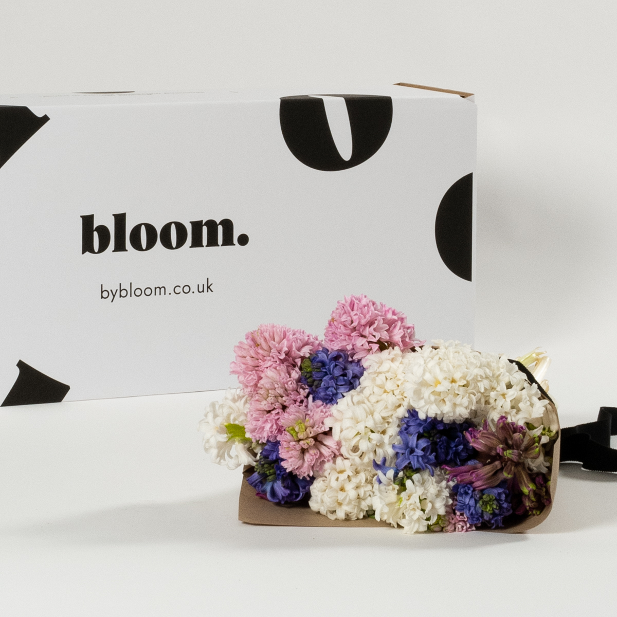 Bloom Flower Delivery | Mixed Colour Hyacinths