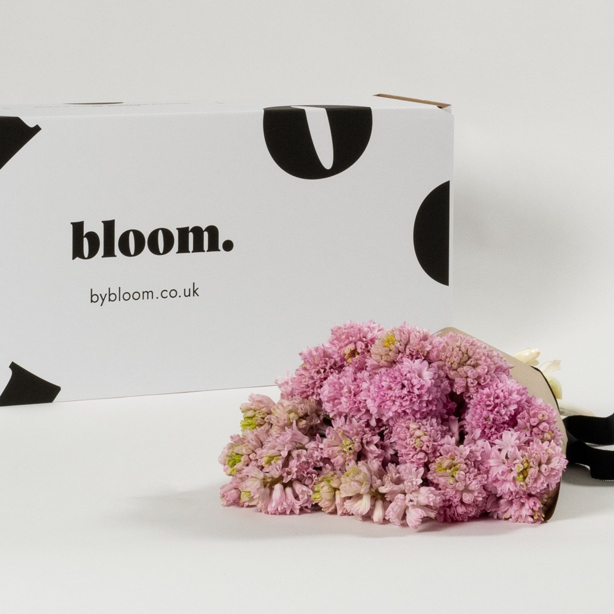 Bloom Flower Delivery | Dusky Pink Hyacinths