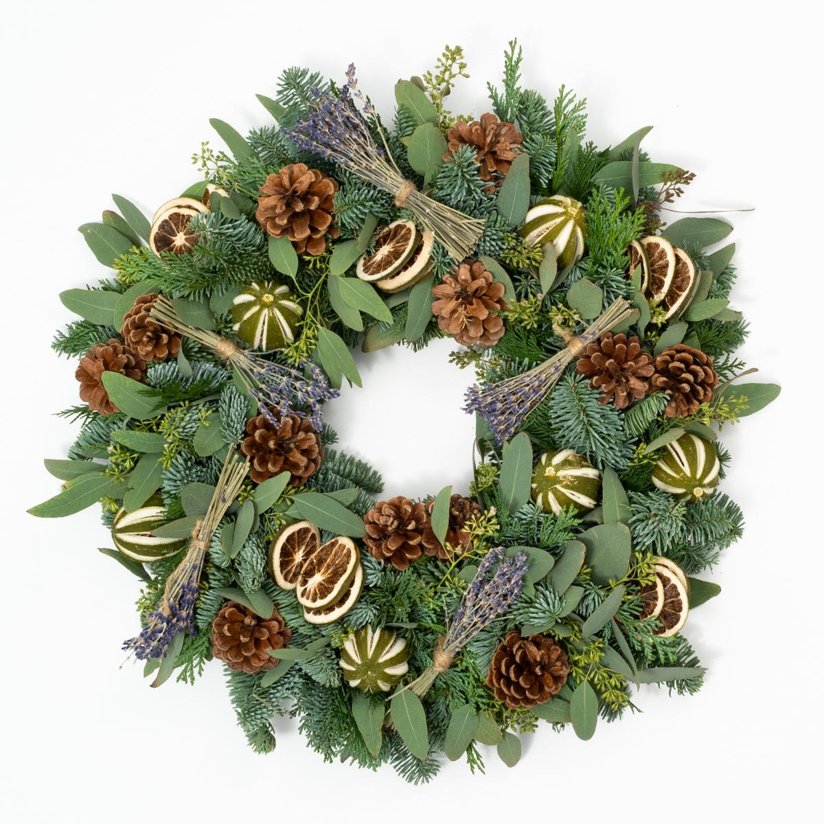 Bloom Flower Delivery | DIY Wreath Kit - Woodland Walk