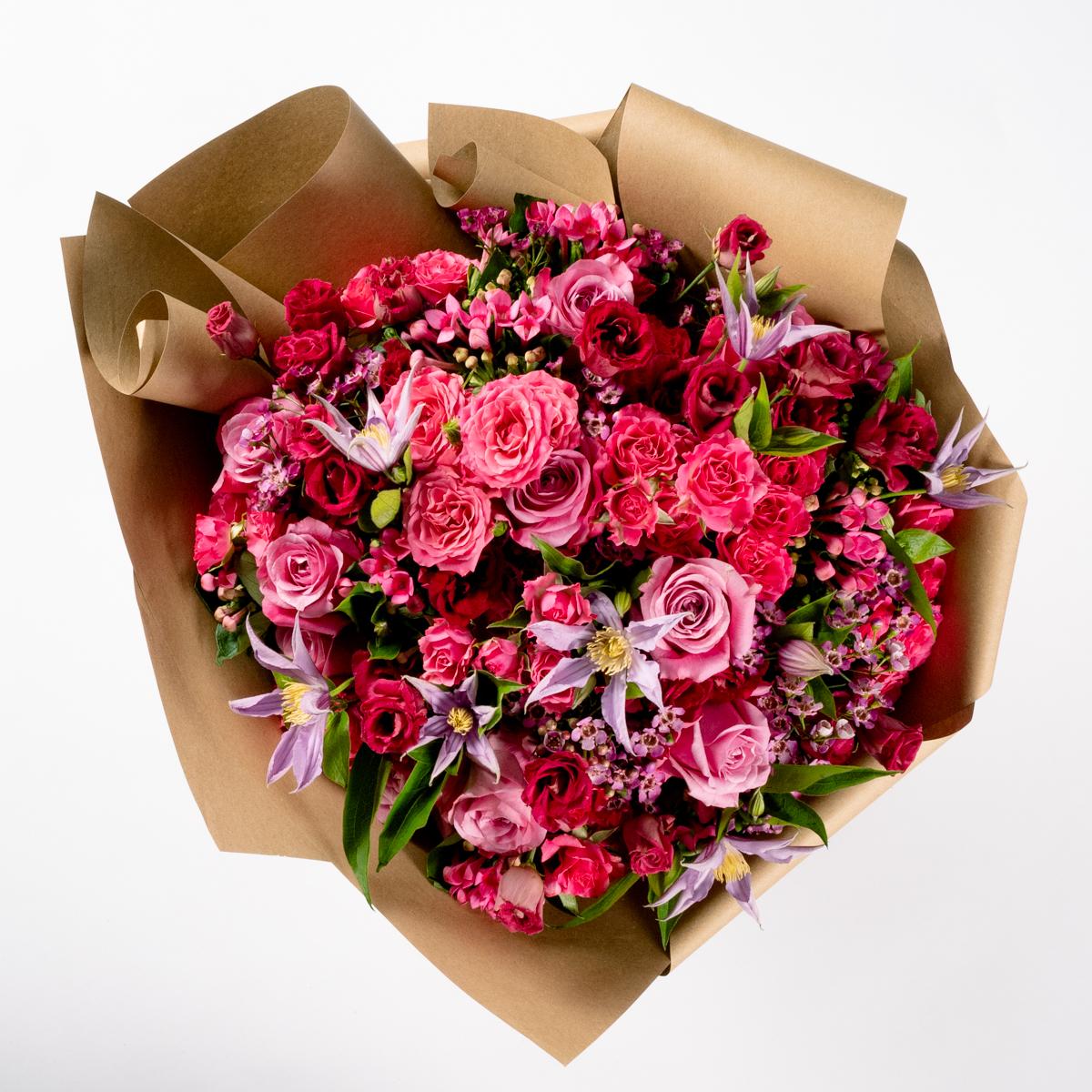 Bloom Flower Delivery | Romantic Bouquet