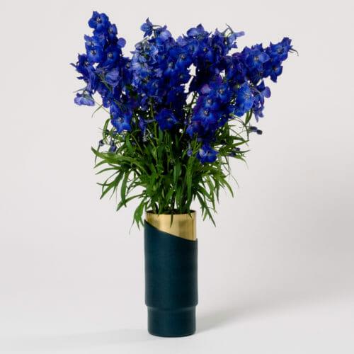Subscription Flower for the Week - Dark Blue Larkspur