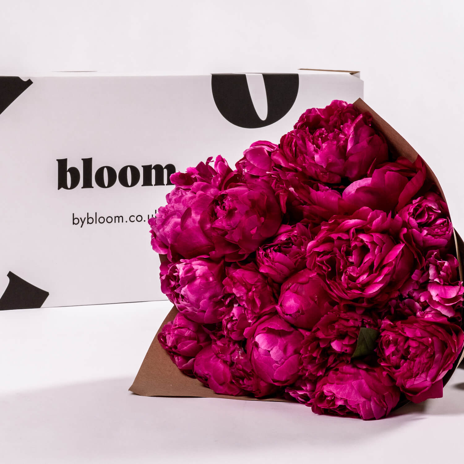 Bloom Flower Delivery | Cerise Hot Pink Peony