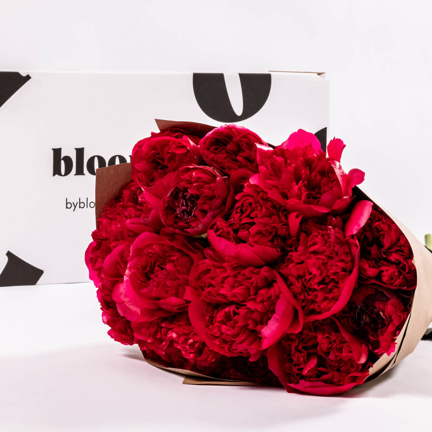 Bloom Flower Delivery | Red Charm Peony