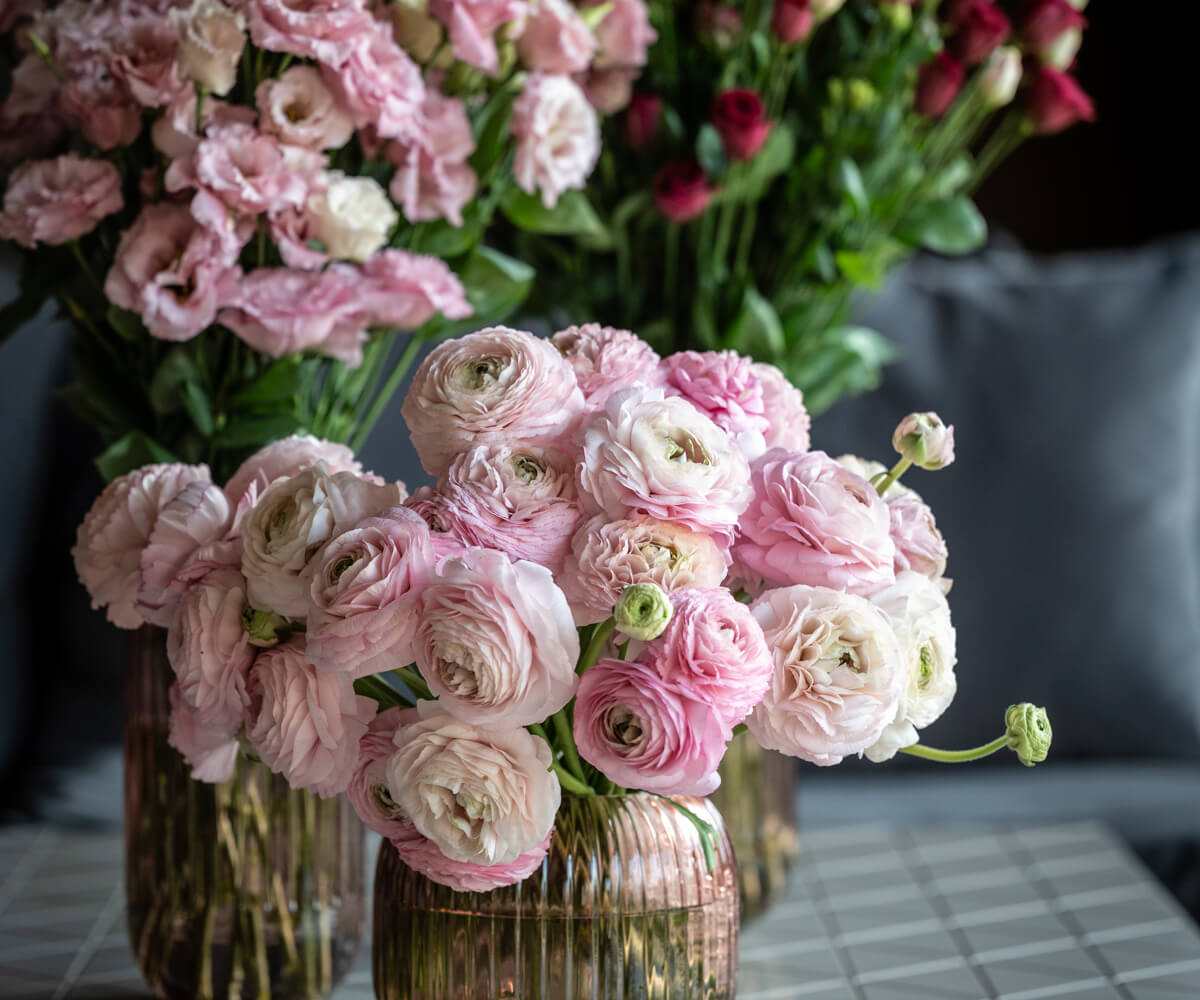 London SW3 Fresh Market Flowers Sustainable Flower Delivery | Bloom UK Flower Delivery
