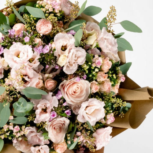 Abertridwr Bouquet Sustainable Flower Delivery | Bloom UK Flower Delivery